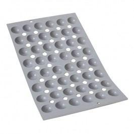 de Buyer Profi silikonová forma na 48 mini polokoulí Ø 2,5 cm Elastomoule®