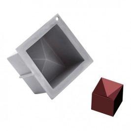 de Buyer Profi silikonová forma na dortík 6,5 x 6,5 cm Elastomoule®
