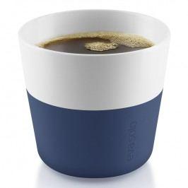 Eva Solo Termohrnky na kávu Lungo 230 ml 2 kusy námořnicky modré