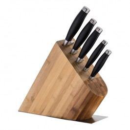 Fissler Sada nožů s blokem 6dílná Bambus Style