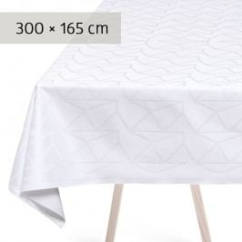Georg Jensen Damask Ubrus white 300 x 165 cm ARNE JACOBSEN