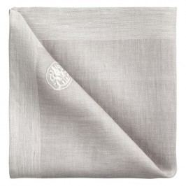 Georg Jensen Damask Ubrousek grey 45 x 45 cm PLAIN