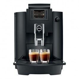JURA Plnoautomatický kávovar WE6 Piano Black