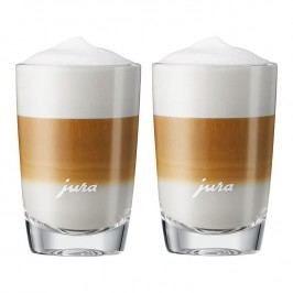 JURA Set sklenic na Latte Macchiato 220 ml