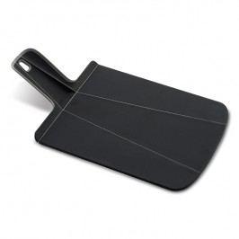 Joseph Joseph Skládací krájecí prkénko černé Chop2Pot™ Small