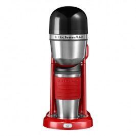 KitchenAid Osobní kávovar královská červená