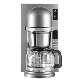 KitchenAid Kávovar na překapávanou kávu stříbrná