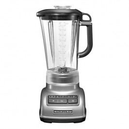 KitchenAid Stolní mixér Diamond stříbrná