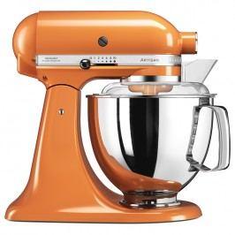 KitchenAid Kuchyňský robot Artisan Elegance s 2 mísami mandarinková