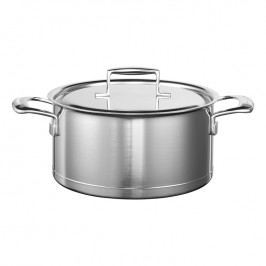 KitchenAid Nerezový kastrol Professional Ø 24 cm