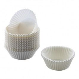 KAISER Papírové košíčky na muffiny bílé 200 ks Muffin World