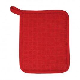 MÜkitchen Kuchyňská chňapka se silikonem MÜincotton® červená