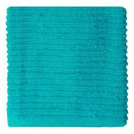 MÜkitchen Kuchyňský ručník s žebrováním malý aquamarine MÜincotton®