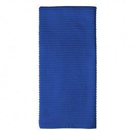 MÜkitchen Kuchyňský ručník s žebrováním modrý MÜincotton®