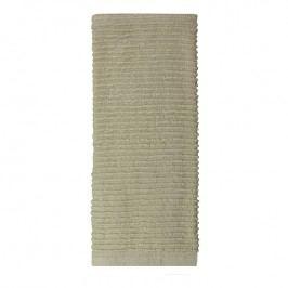 MÜkitchen Kuchyňský ručník s žebrováním oatmeal MÜincotton®