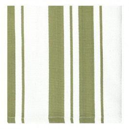MÜkitchen Kuchyňské utěrky/ručníky malé pískové pruhy MÜincotton® 2 ks