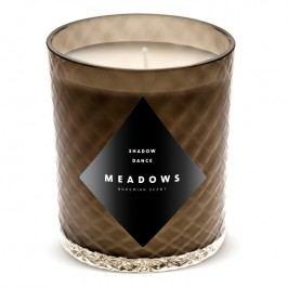 Meadows Vonná svíčka Shadow Dance medium kouřová
