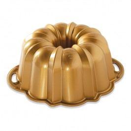 Nordic Ware Velká forma na bábovku Anniversary Bundt® zlatá