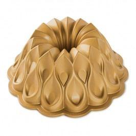 Nordic Ware Forma na bábovku koruna Crown Bundt® zlatá