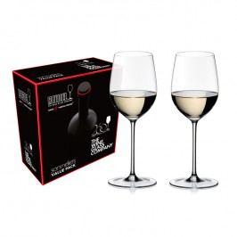 Riedel Výhodný set sklenic Chablis/Chardonnay Sommeliers