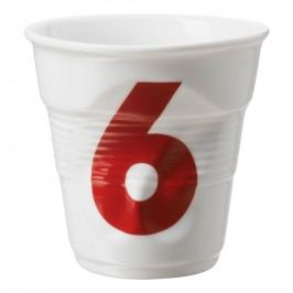 REVOL Kelímek na cappuccino 18 cl bílý