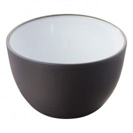 REVOL Miska na salát V 0,3 l Likid & Solid, uvnitř bílá glazura