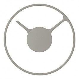 Stelton Nástěnné hodiny střední Ø 22 cm grey classic