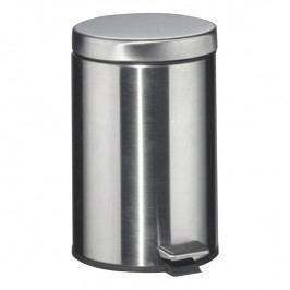Wesco Odpadkový koš do koupelny 3 l matný nerez