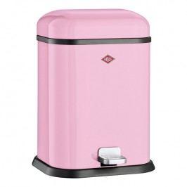 Wesco Odpadkový koš Single Boy 13 l růžový