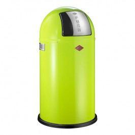 Wesco Odpadkový koš Pushboy 50 l světle zelený