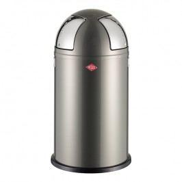 Wesco Odpadkový koš Push two 50 l (2x 25 l) grafitový