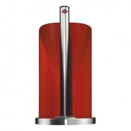 Wesco Držák na kuchyňské utěrky nebo toaletní papír červený