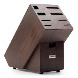 WÜSTHOF Blok na nože dřevěný Classic na 9 kusů hnědý