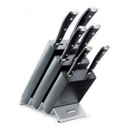 WÜSTHOF Sada nožů s blokem 7dílná Classic Ikon