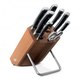 WÜSTHOF Sada nožů s blokem, ocílkou a nůžkami 9dílná Classic Ikon