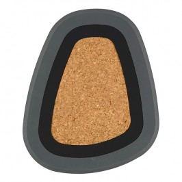 ZONE Podložka pod hrnce 3 v 1 black PEBBLE