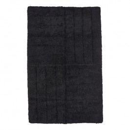 ZONE Koupelnová předložka 50 × 80 cm black CLASSIC