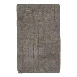 ZONE Koupelnová předložka 50 × 80 cm grey CLASSIC