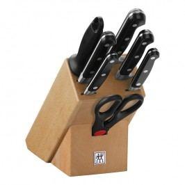 ZWILLING Sada nožů s blokem, ocílkou a nůžkami 8dílná PROFESSIONAL