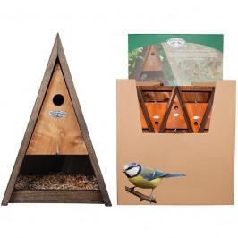 Krmítko pro ptáky se stříškou 25,8x18,0x39,5cm