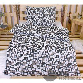 Povlečení mikroflanel Exclusive 140x200 + 70x90 - Mozaika