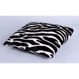 TP Povlak na polštářek mikroflanel 40x40 Zebra