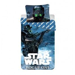 Bavlněné povlečení 140x200 70x90 Star Wars Rogue One