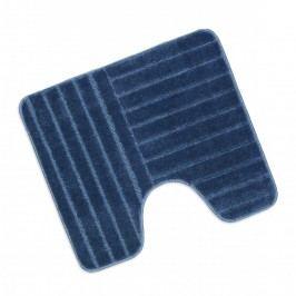 WC předložka 50x60cm modré pruhy