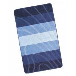 Koupelnová předložka před vanu 60x100cm modrá vlna