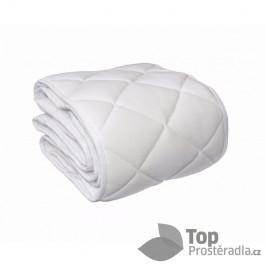 TOP Prošívaný chránič matrace PVC s froté úpravou 180x200