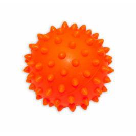 Hencz Toys Masážní míček, 7x7cm - oranžový