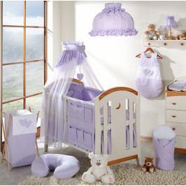 Mamo Tato Lustr do dětského pokojíčku - Srdíčko lila