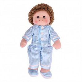 Bigjigs Toys Bigjigs Toys Látková panenka Arthur 35 cm