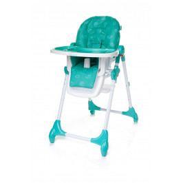 4Baby Jídelní židlička DECCO barva TURKUS